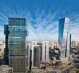 משרדים להשכרה במתחם שרונה בתל אביב